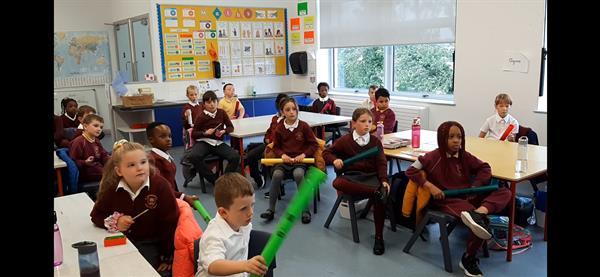 Ms Mcdermott's 1st & 2nd Class